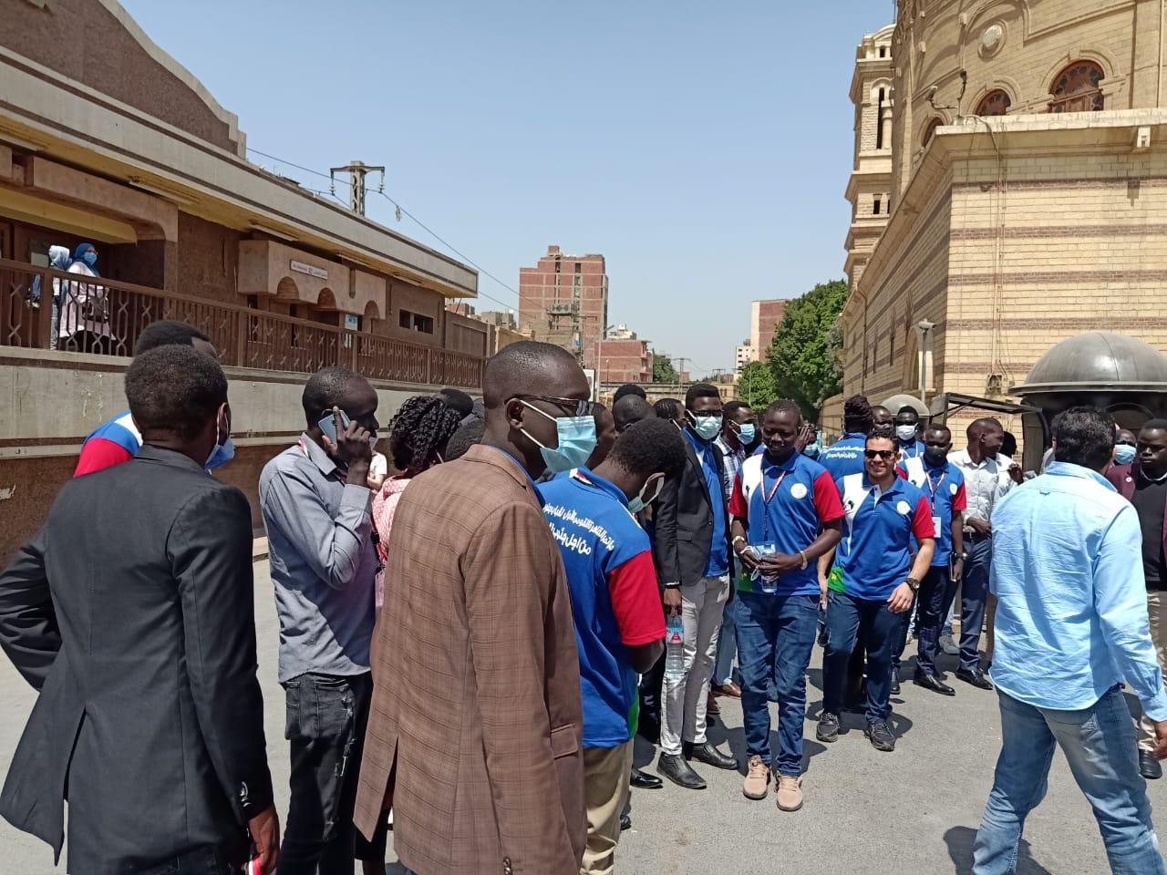 الجالية السودانية فى القاهرة  (4)