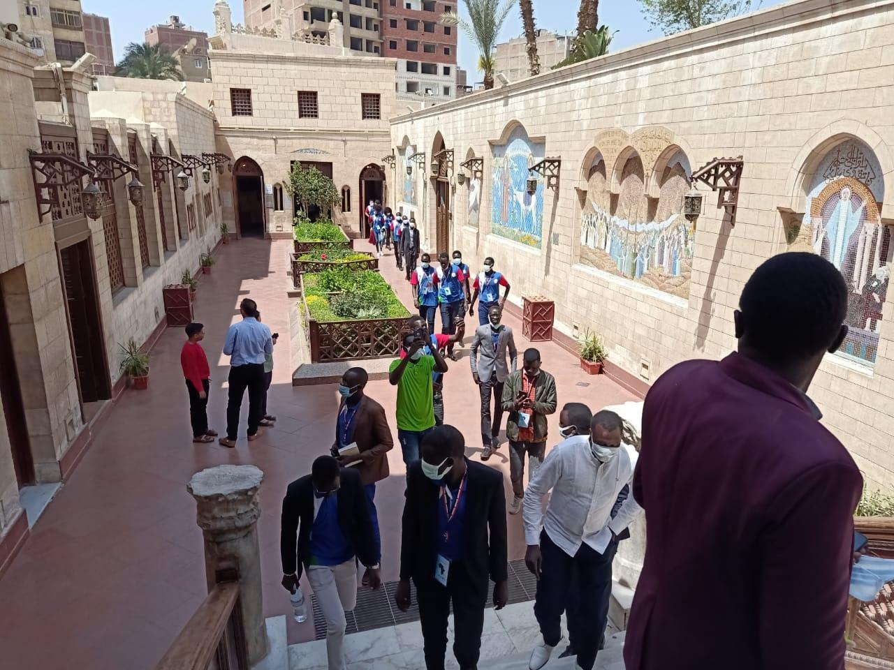 الجالية السودانية فى القاهرة  (1)