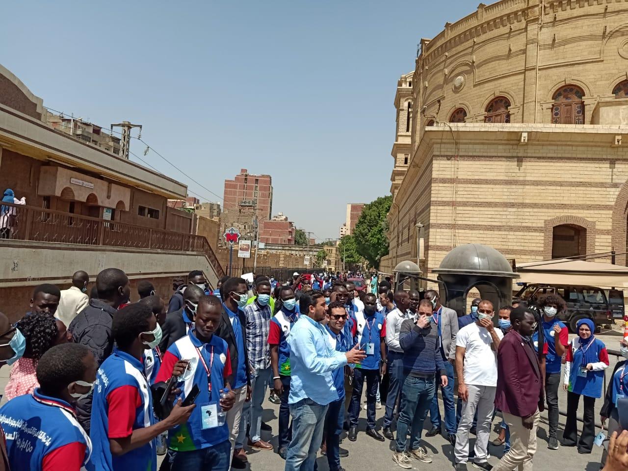 الجالية السودانية فى القاهرة  (8)