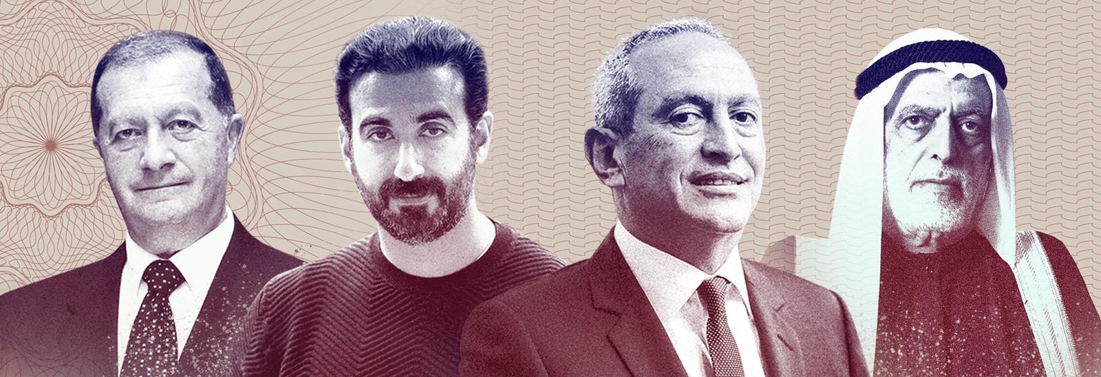قائمة اغنى اغنياء العرب الأول مصري