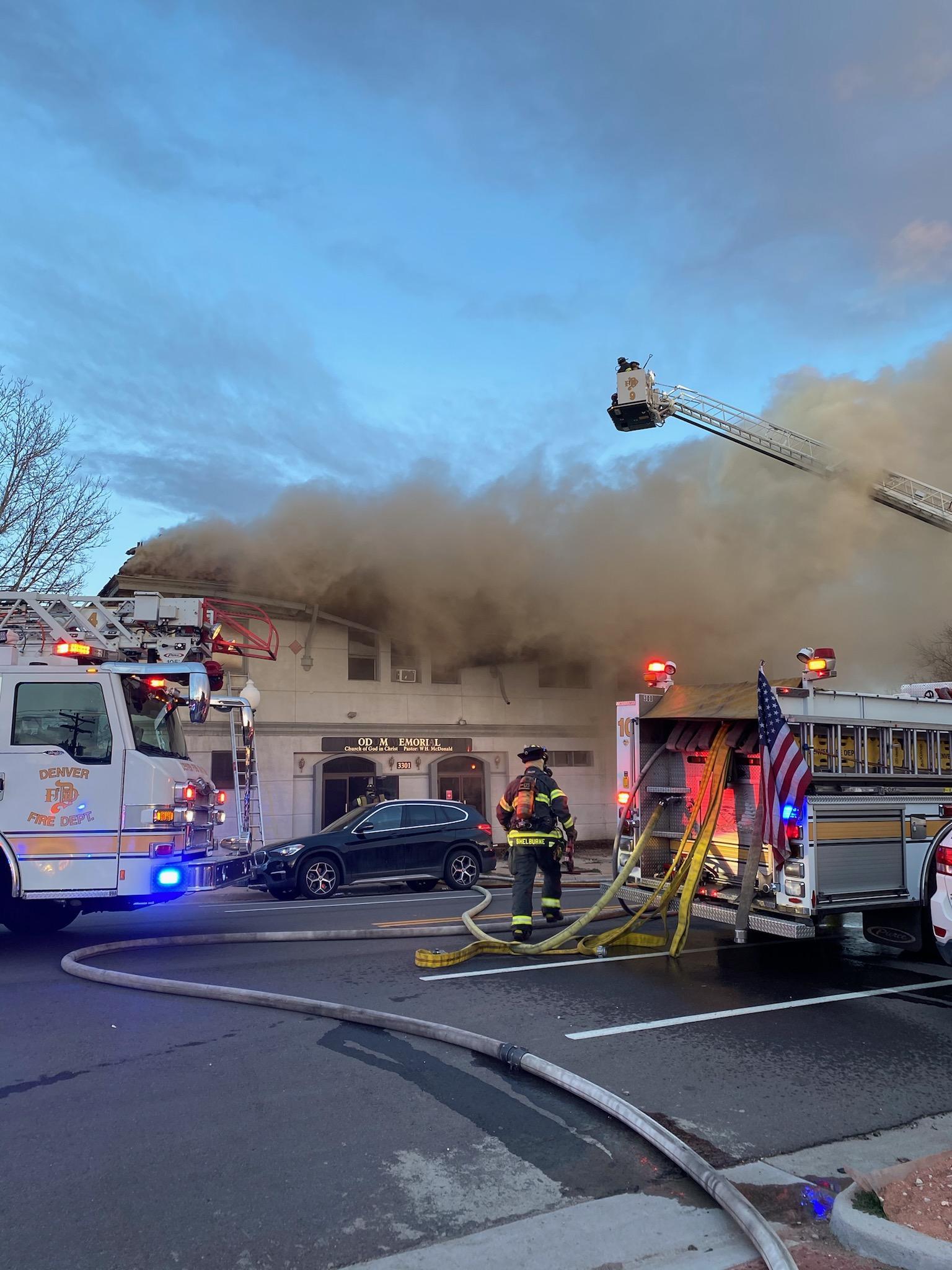 جانب من الحريق 2