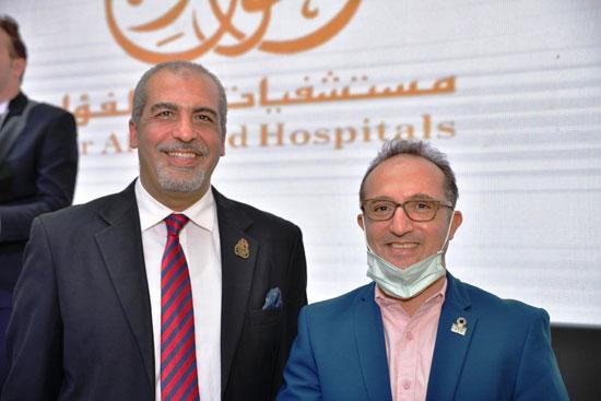 افتتاح مركز أورام دار الفؤاد (2)