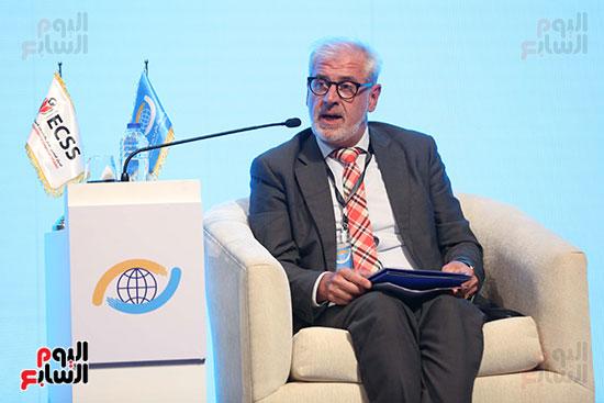 لوزان دى بوك رئيس بعثة المنظمة الدولية للهجرة فى مصر (1)