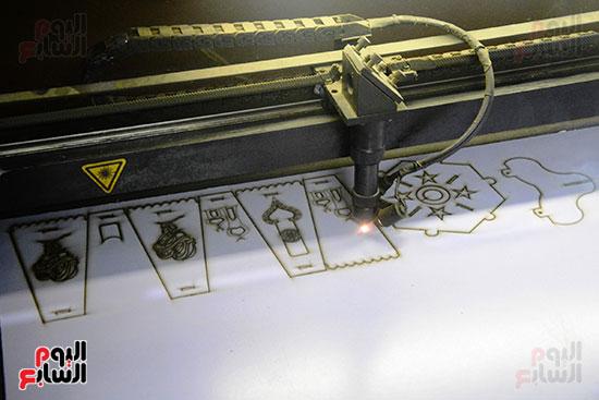 ماكينة الكمبيوتر للاركيت