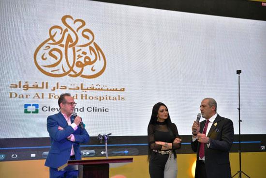 افتتاح مركز أورام دار الفؤاد (3)