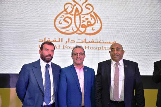 افتتاح مركز أورام دار الفؤاد (1)