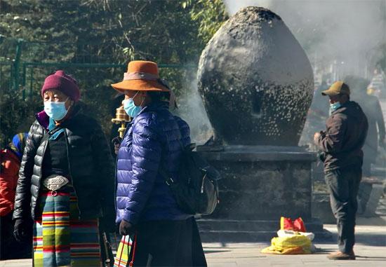 جبال التبت (2)