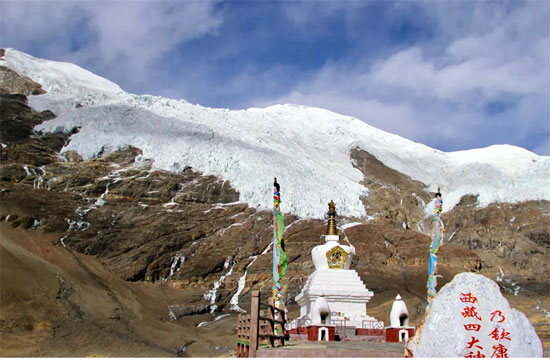 جبال التبت (9)