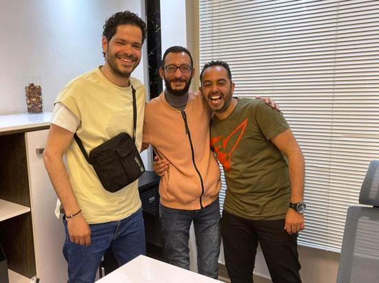 مومنت برودكشن تتعاقد مع المؤلف مهاب حسين لإنتاج فيلم حرب شوارع (2)