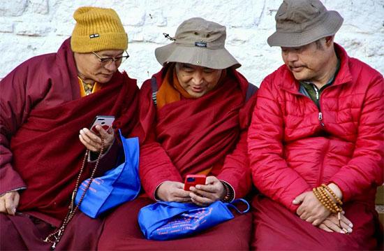 جبال التبت (3)