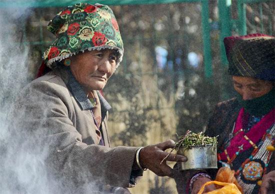 جبال التبت (5)