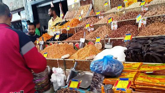 سوق الحقانية بالإسكندرية