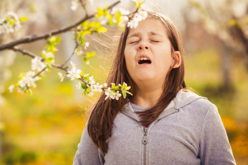 علاج حساسية الربيع 2