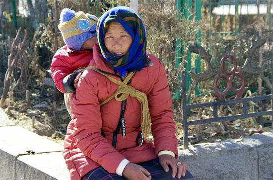 جبال التبت (7)