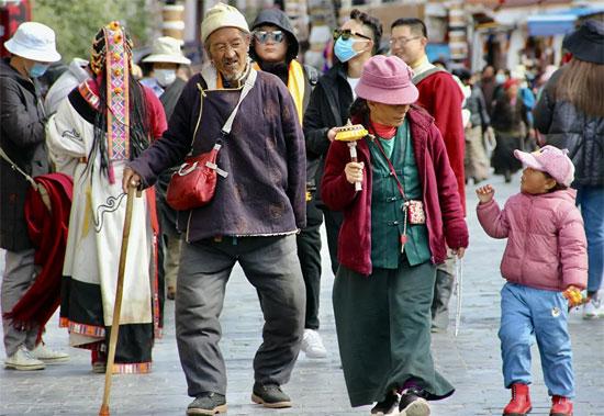 جبال التبت (6)