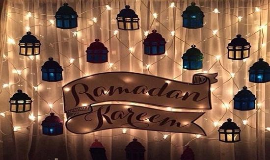 ديكور رمضان..تزيين الستائر