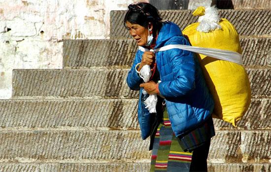 جبال التبت (16)