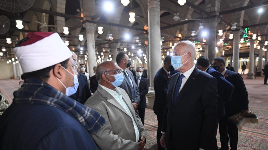 زيارة مسجد عمرو