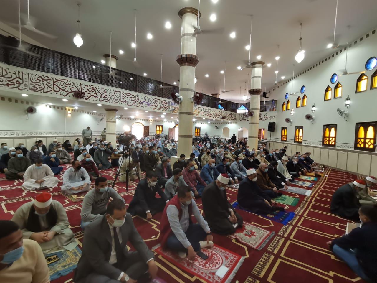 افتتاح مساجد البحيرة  (5)