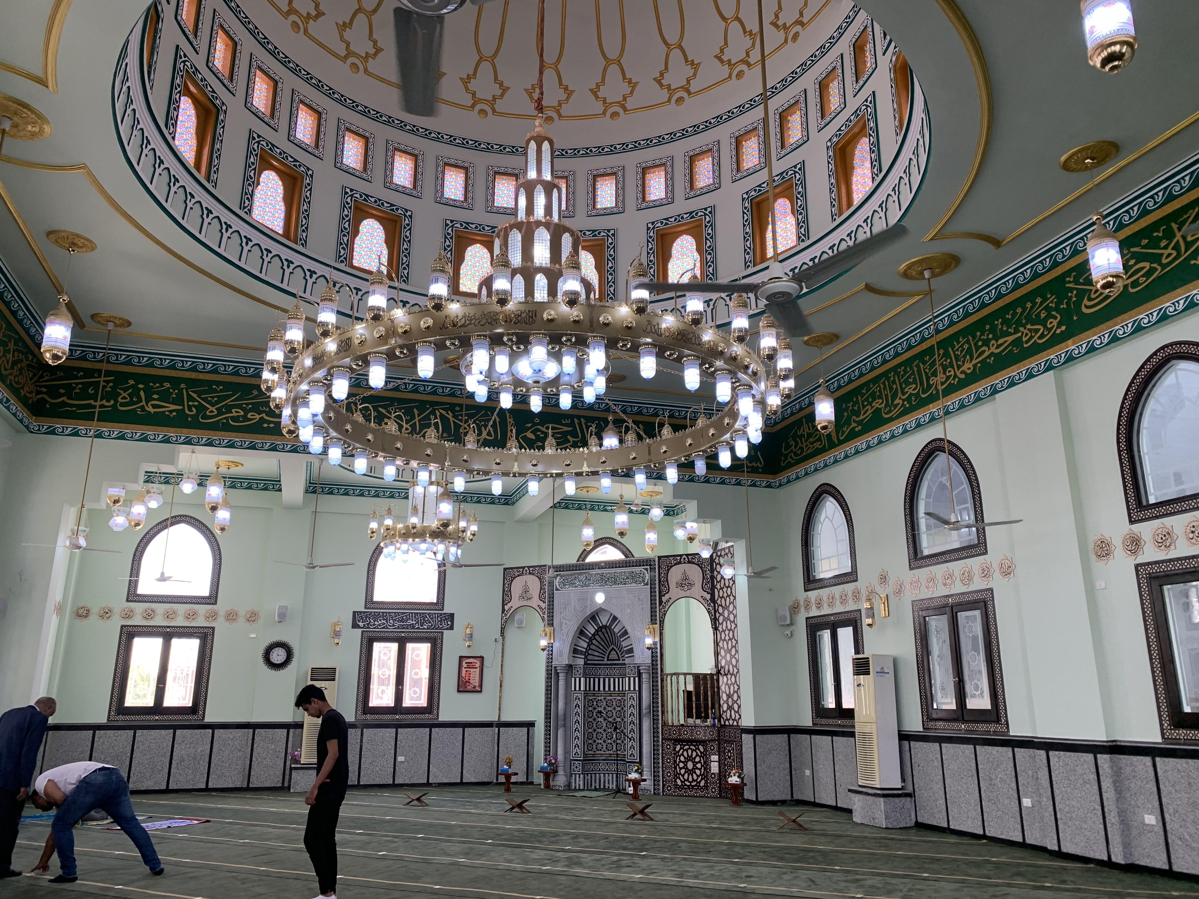 افتتاح مسجد التواب بمدينة الغردقة (4)
