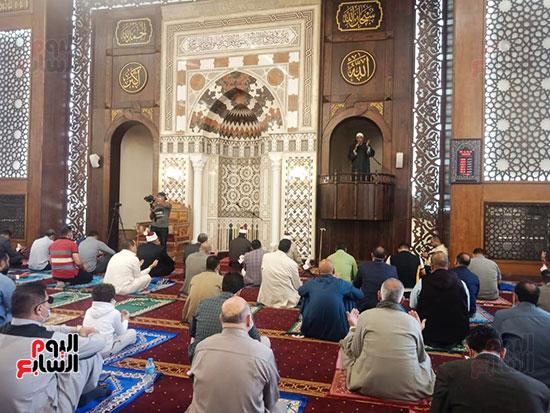 مسجد الحافظ بالمقطم (2)