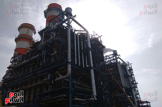 محطة كهرباء البرلس (10)