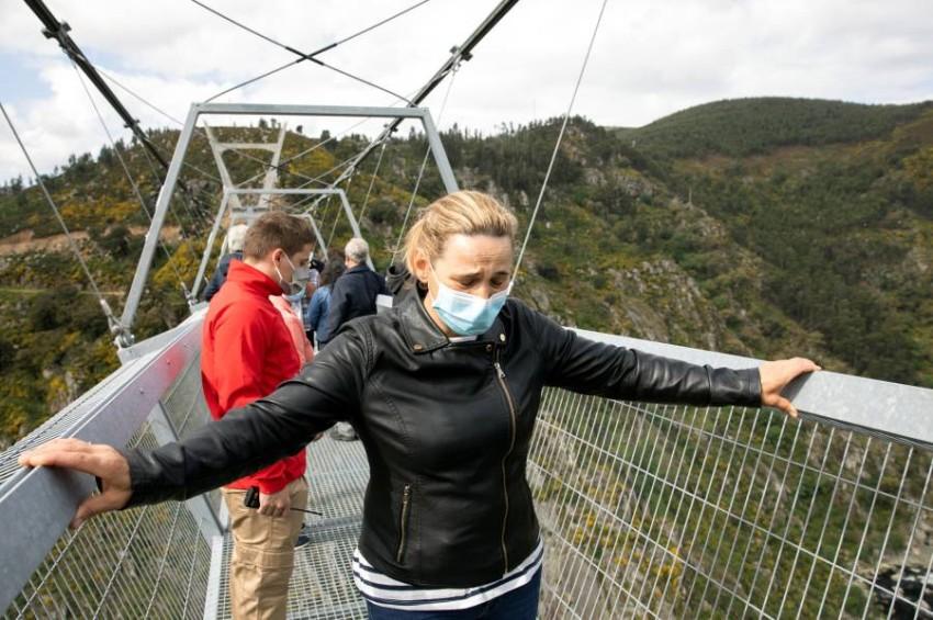 الكوبرى يتحول لنوع من السياحة شمال البرتغال