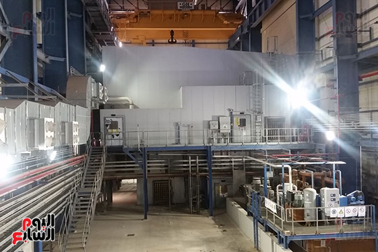 محطة كهرباء البرلس (2)