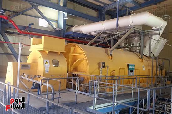 محطة كهرباء البرلس (7)
