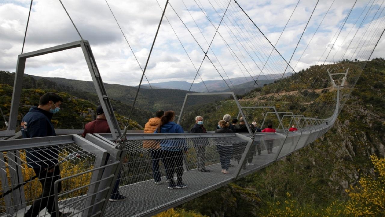 أطول جسر فى العالم للمشاة