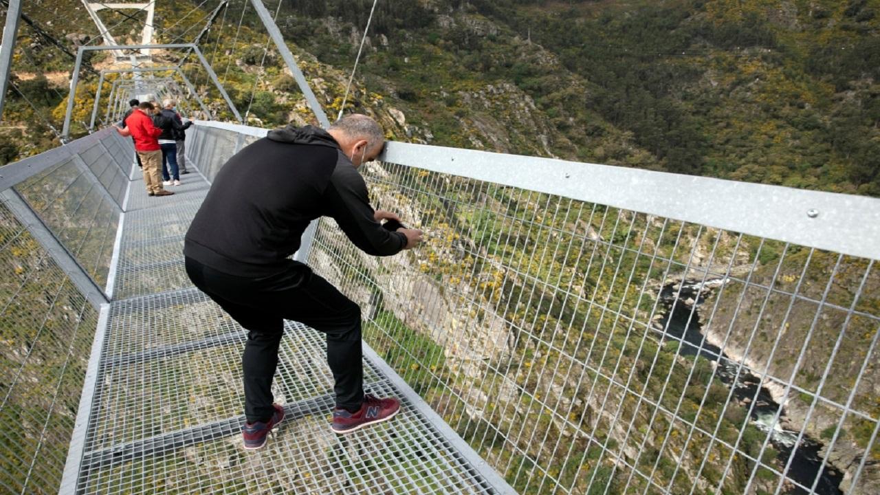 جسر البرتغال الأطول في العالم