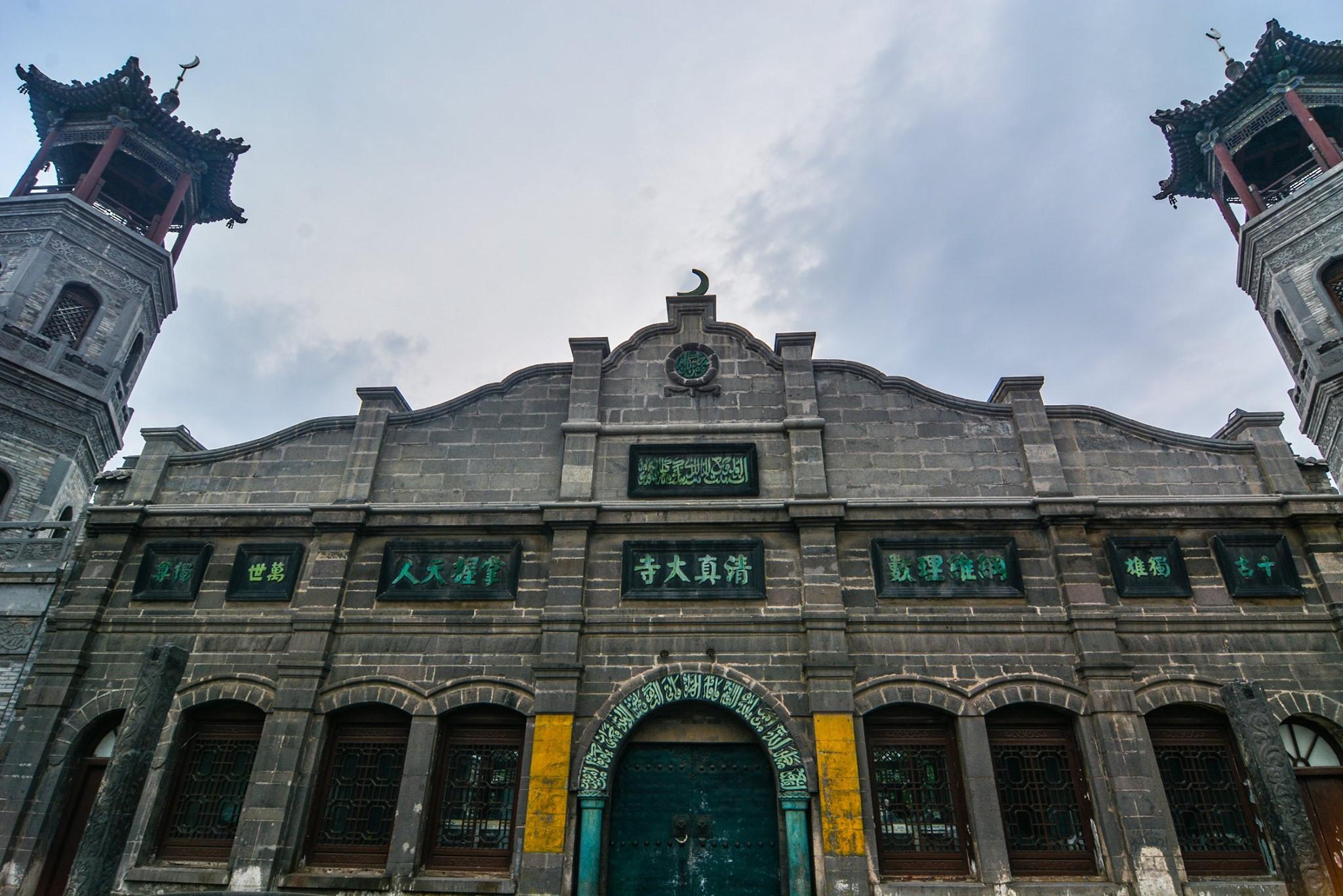مسجد داتونغ بمقاطعة شانشي