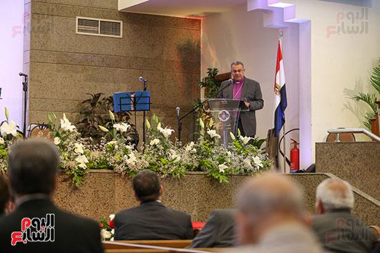 عظة العيد يلقيها رئيس الطائفة الانجيلية
