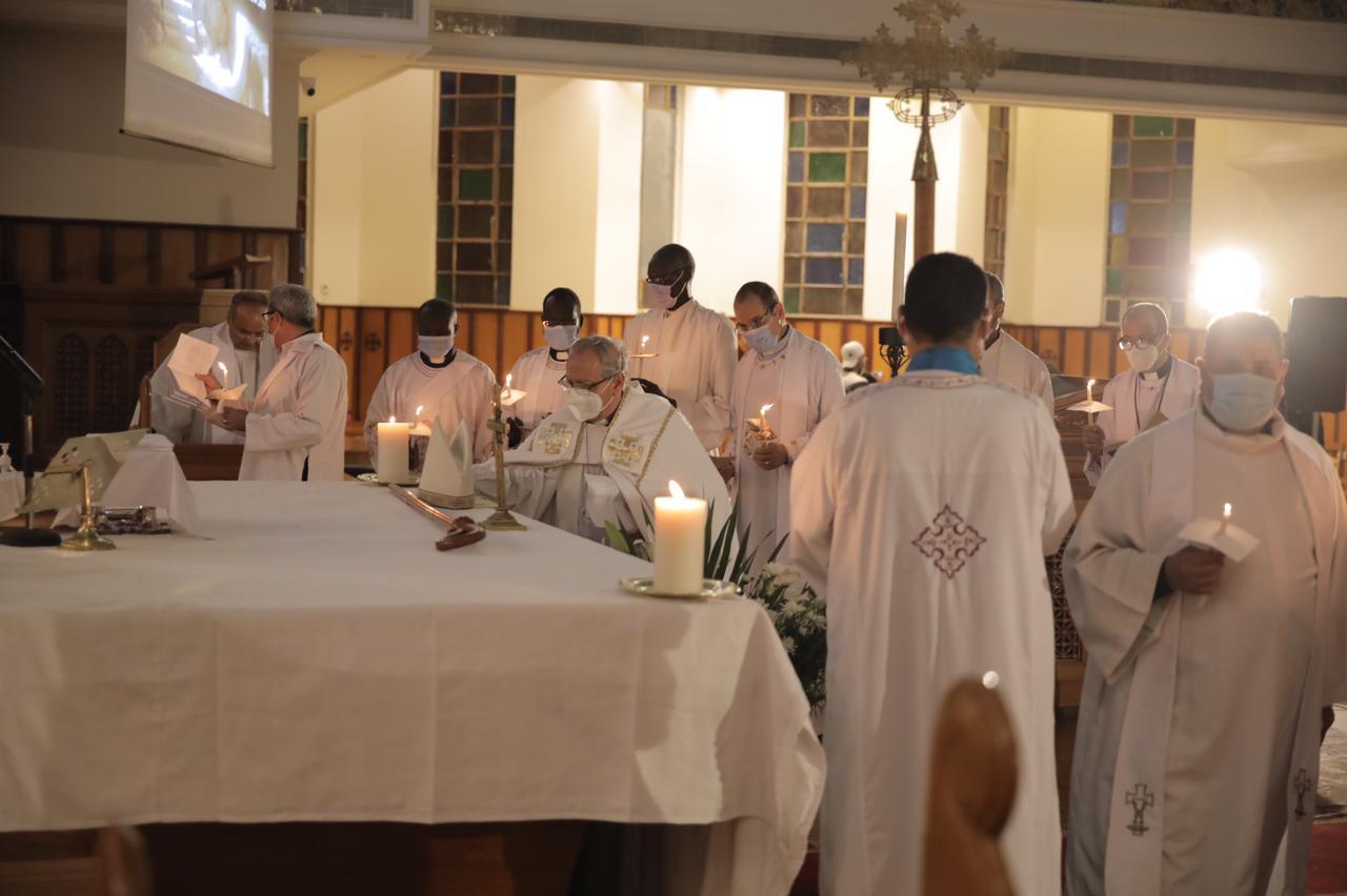 كاتدرائية جميع القديسين فى الزمالك (3)