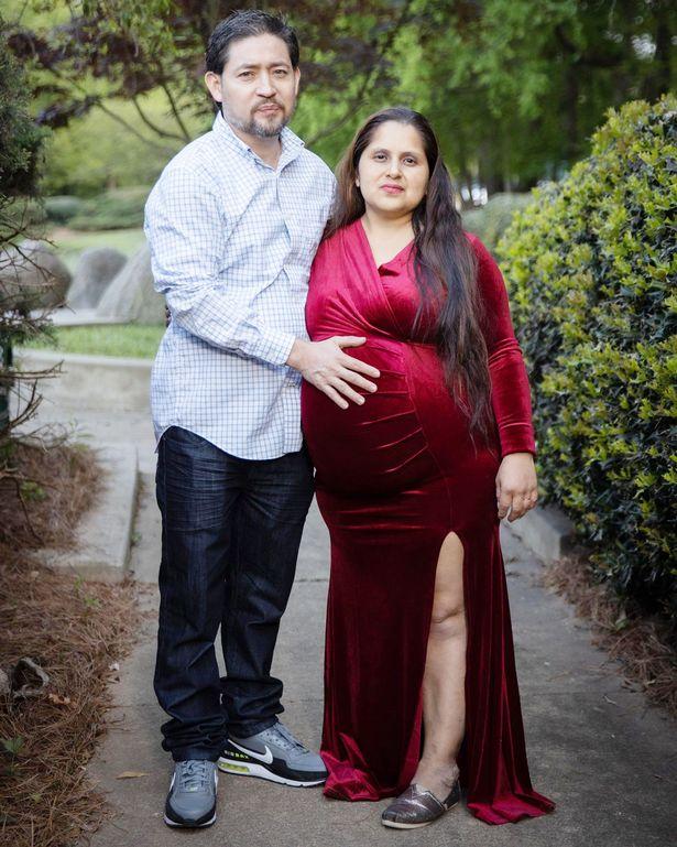 الرجل وزوجته