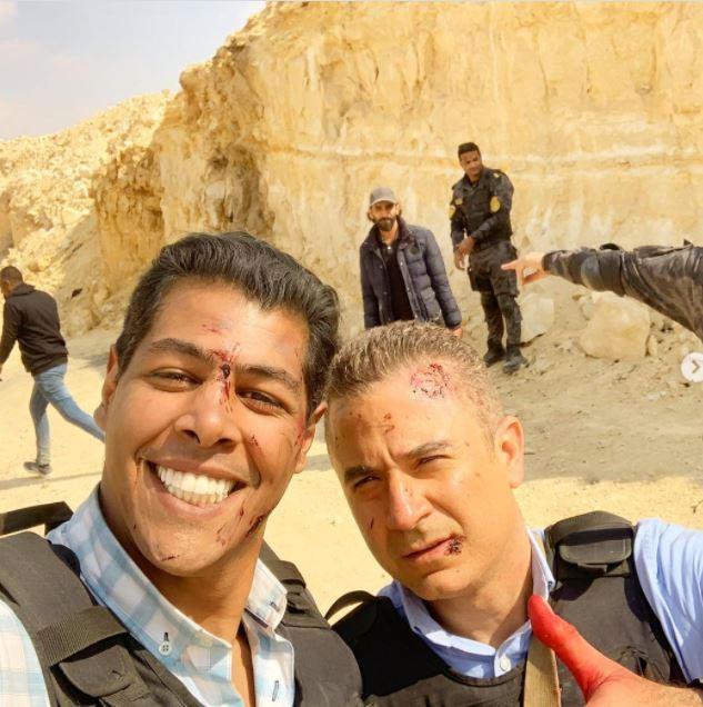 عمر متولي واحمد سعيد عبد الغني