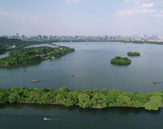 البحيرة الغربية بالصين (3)