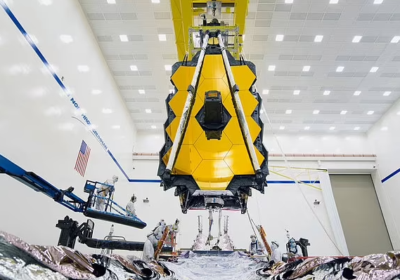 تلسكوب جيس ويب