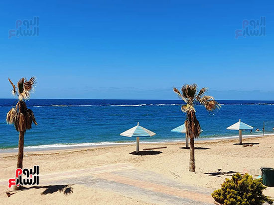خلو-الشواطئ-من-المواطنين-بالاسكندرية