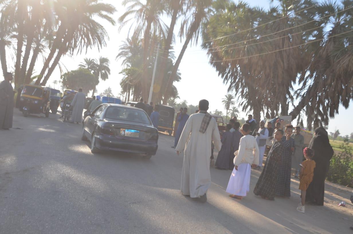 مدن الأقصر تمنع زيارات المقابر فى أول أيام العيد