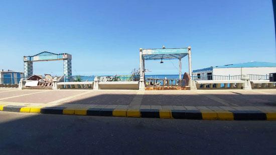 إغلاق-شواطئ-الإسكندرية-وخلوها-من-المواطنين-(1)