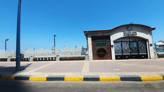 إغلاق-شواطئ-الإسكندرية-وخلوها-من-المواطنين-(2)