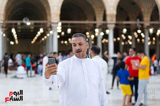 صلاة عيد الفطر المبارك (3)