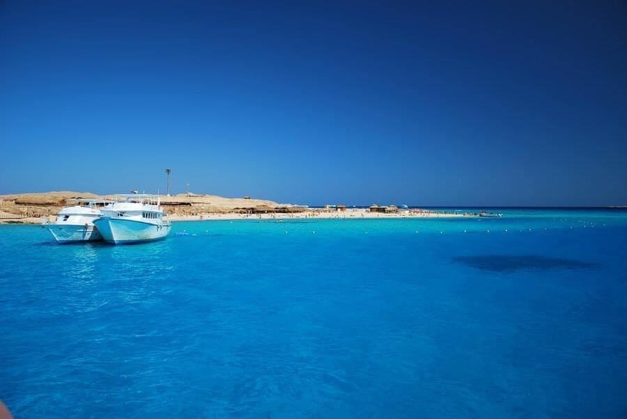 الجزر البحرية تحل محل الشواطئ المغلقة في العيد  (2)
