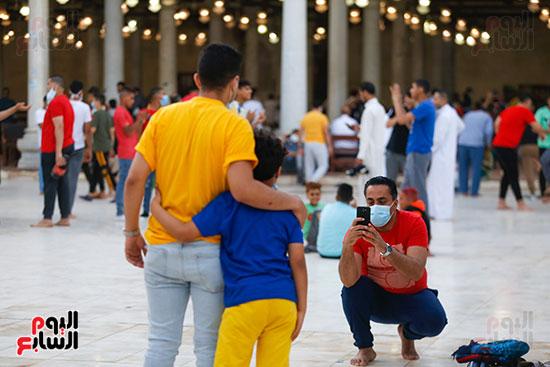 صلاة عيد الفطر المبارك (2)