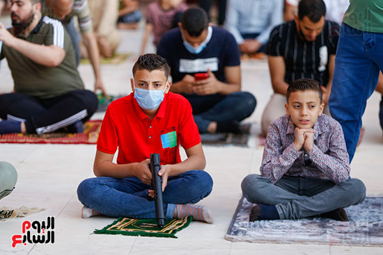 صلاة عيد الفطر المبارك (7)