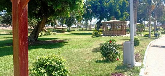 محافظ-القليوبية-يتابع-غلق-حدائق-القناطر-الخيرية-وكورنيش-النيل-ببنها-(6)