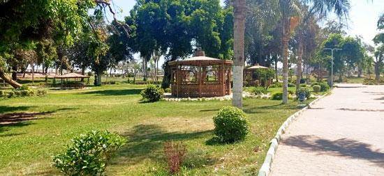 محافظ-القليوبية-يتابع-غلق-حدائق-القناطر-الخيرية-وكورنيش-النيل-ببنها-(1)