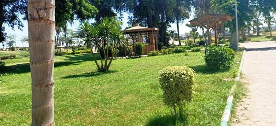 محافظ-القليوبية-يتابع-غلق-حدائق-القناطر-الخيرية-وكورنيش-النيل-ببنها-(3)