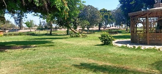 محافظ-القليوبية-يتابع-غلق-حدائق-القناطر-الخيرية-وكورنيش-النيل-ببنها-(8)